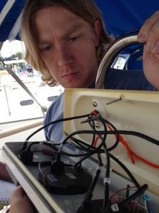 Marine Instrument Wiring