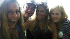 step-dad scott manages to find the prettiest ladies!