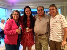 us and tio eddy & tia betty <3