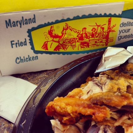 Who knew there was a place called Maryland Fried Chicken?