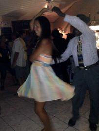 Dancin' at Eddie's.