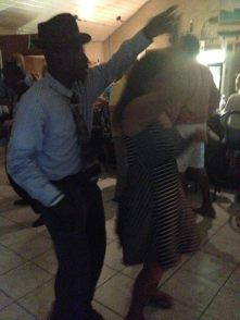 Fla dancin'!