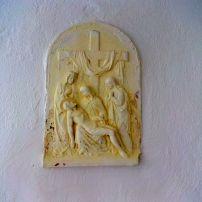 church carving