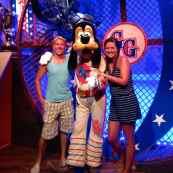 Us with Goofy!