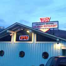 We ate here!