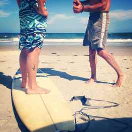 Surfing Lesson #2: Pop up!