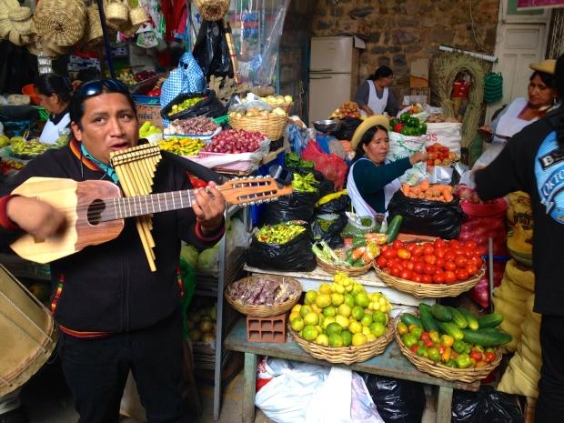 Musica at the Mercado!